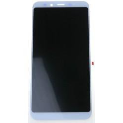 Xiaomi Mi A2 - LCD displej + dotyková plocha bílá