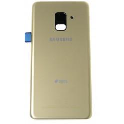 Samsung Galaxy A8 (2018) A530F - Battery cover gold - original