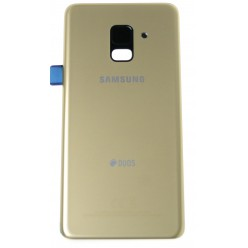 Samsung Galaxy A8 (2018) A530F battery cover gold original