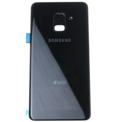 Samsung Galaxy A8 (2018) A530F Kryt zadní černá - originál