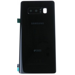 Samsung Galaxy Note 8 N950F Duos - Kryt zadní černá - originál