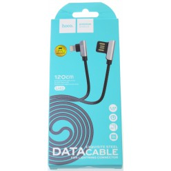 hoco. U42 lightning cable 120cm black