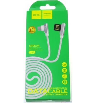 hoco. U42 type-c cable 120cm white