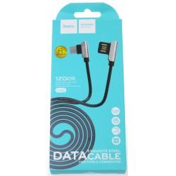 hoco. U42 type-c cable 120cm black