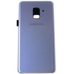 Samsung Galaxy A8 (2018) A530F - Battery cover gray - original