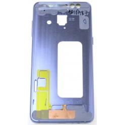 Samsung Galaxy A8 (2018) A530F - Rám stredový šedá - originál
