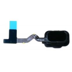 Samsung Galaxy A6 (2018) A600F - Flex senzor otisku prstu černá - originál