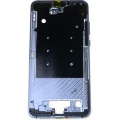 Huawei P20 - Rám středový modrá - originál