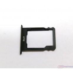 Huawei P8 Lite (ALE-L21) - Držiak microSD čierna