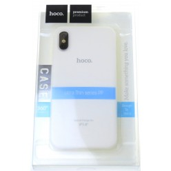 hoco. Apple iPhone X, Xs ultra thin cover clear