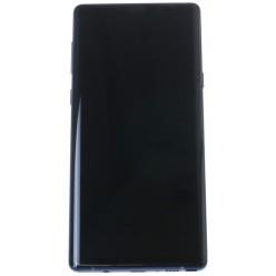 Samsung Galaxy Note 9 N960F - LCD displej + dotyková plocha + rám modrá - originál