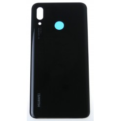 Huawei Nova 3 - Battery cover black