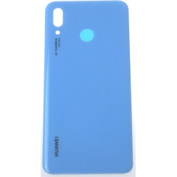 Huawei Nova 3 - Battery cover blue
