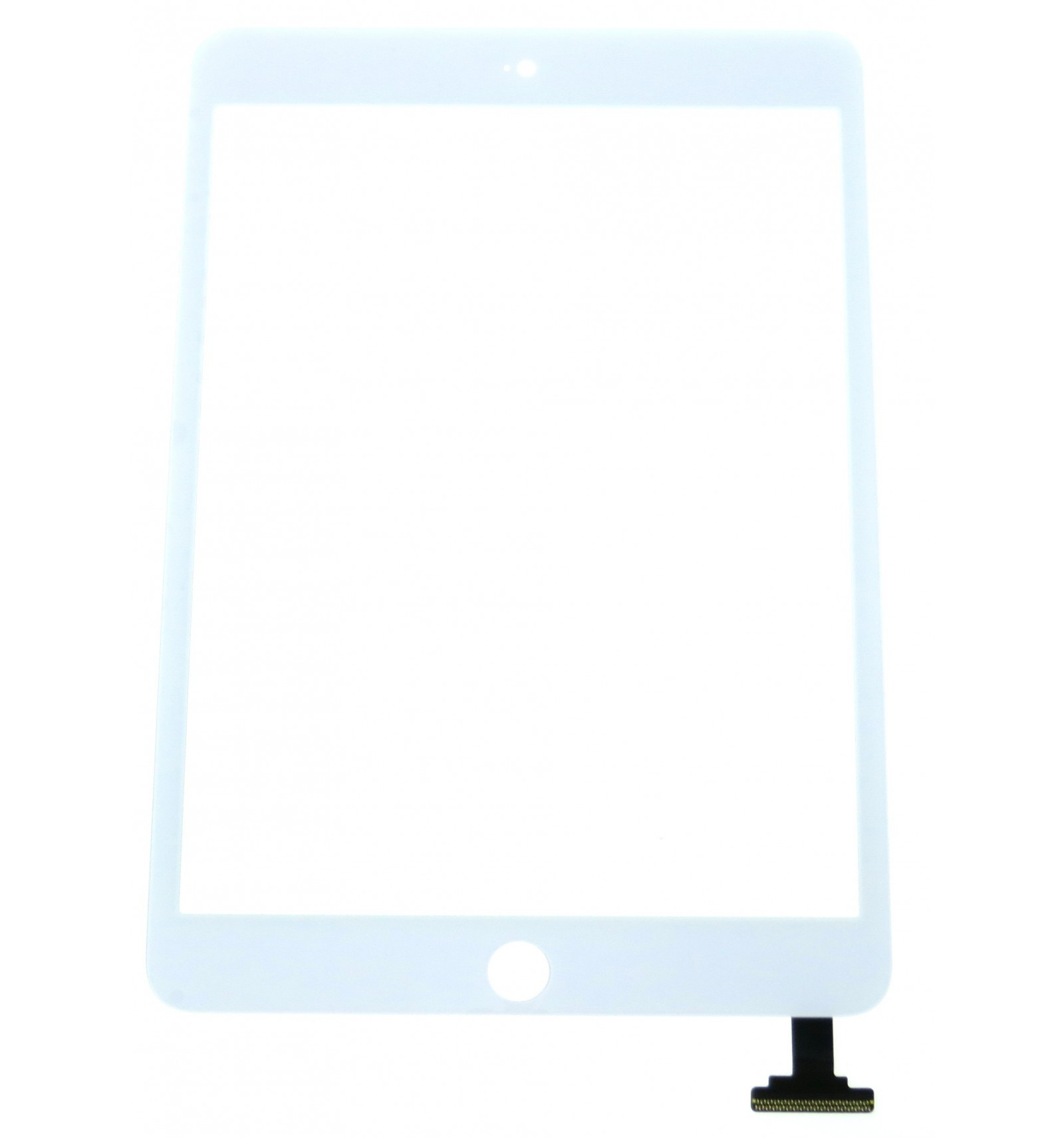 ipad screen white out