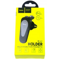 hoco. CA37 magnetic air outlet holder black