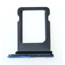 Apple Phone Xs - SIM holder black - original