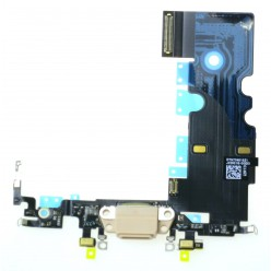 Apple iPhone 8 - Charging flex gold - original