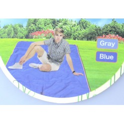 hoco. damp proof mat blue