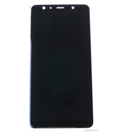 Samsung Galaxy A7 A750F LCD displej + dotyková plocha čierna - originál