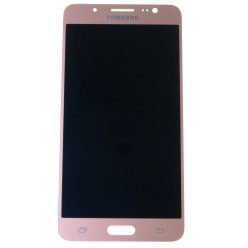 Samsung Galaxy J5 J510FN (2016) - LCD + touch screen pink - original