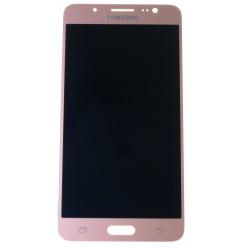 Samsung Galaxy J5 J510FN (2016) - LCD displej + dotyková plocha růžová - originál