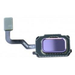 Samsung Galaxy Note 9 N960F - Homebutton flex violet - original