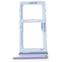 Samsung Galaxy Note 9 N960F - SIM and microSD holder violet - original
