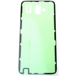 Samsung Galaxy J6 Plus J610F, J4 Plus (2018) J415F - Back cover adhesive sticker - original