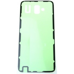 Samsung Galaxy J6 Plus J610F, J4 Plus (2018) J415F - Back cover adhesive sticker - original