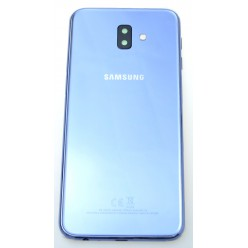 Samsung Galaxy J6 Plus J610F - Battery cover gray - original