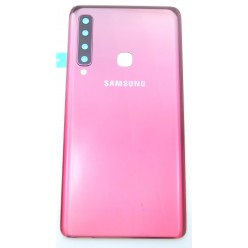 Samsung Galaxy A9 (2018) A920F - Battery cover pink - original