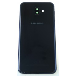 Samsung Galaxy J6 Plus J610F - Battery cover black - original