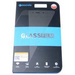 Mocolo Huawei Y7 (2018) tempered glass 5D white