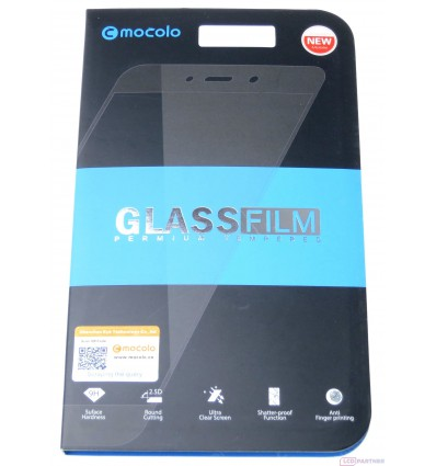 Mocolo Samsung Galaxy J4 Plus (2018) Tempered glass 5D black
