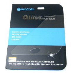 Mocolo Apple iPad Pro 12.9 tempered glass clear