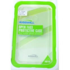 Kisswill Huawei P Smart Plus pouzdro transparentní