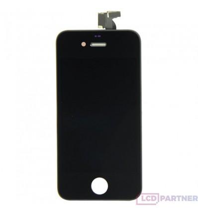Apple iPhone 4 LCD displej + dotyková plocha čierna - TianMa