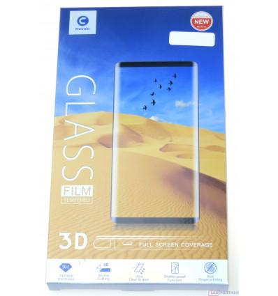 Mocolo Samsung Galaxy S9 Plus G965F 3D temperované sklo priesvitná