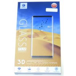 Mocolo Huawei P20 Pro 3D temperované sklo čierna