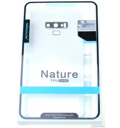 Samsung Galaxy A6 (2018) Nillkin Nature TPU puzdro priesvitná