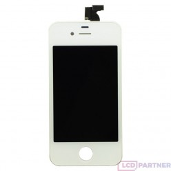 Apple iPhone 4 - LCD + touch screen white - TianMa