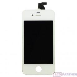 Apple iPhone 4 - LCD displej + dotyková plocha bílá - TianMa