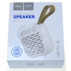 hoco. BS22 wireless speaker white