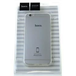 hoco. Apple iPhone 6, 6s pouzdro transparentní průsvitná