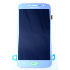 Samsung Galaxy J2 Pro (2018) J250F - LCD displej + dotyková plocha modrá - originál