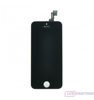 Apple iPhone 5S LCD + touch screen black - TianMa