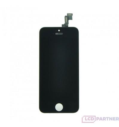 Apple iPhone 5S LCD displej + dotyková plocha čierna - TianMa