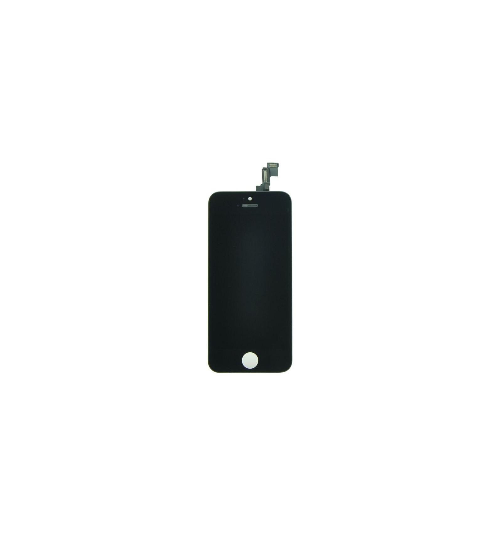 104401 Apple iPhone 5S - LCD displej + dotyková plocha čierna - TianMa b8769b726e