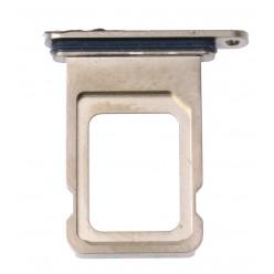 Apple iPhone Xs Max - SIM holder gold - original