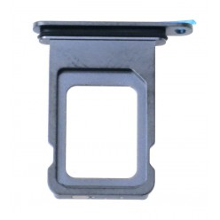 Apple iPhone Xs Max - SIM holder gray - original